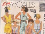 McCall's 4272 A