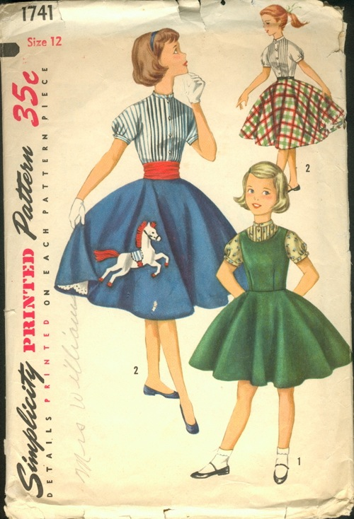 Simplicity 1741 | Vintage Sewing Patterns | FANDOM powered by Wikia
