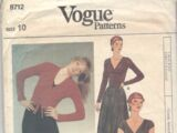 Vogue 8712 A