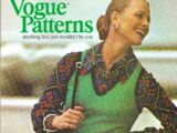 Vogue Patterns August/September 1972