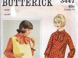 Butterick 3447