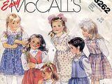 McCall's 3262 B