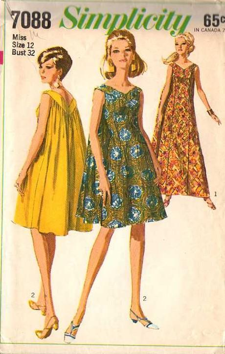 Simplicity 7088 | Vintage Sewing Patterns | FANDOM powered by Wikia