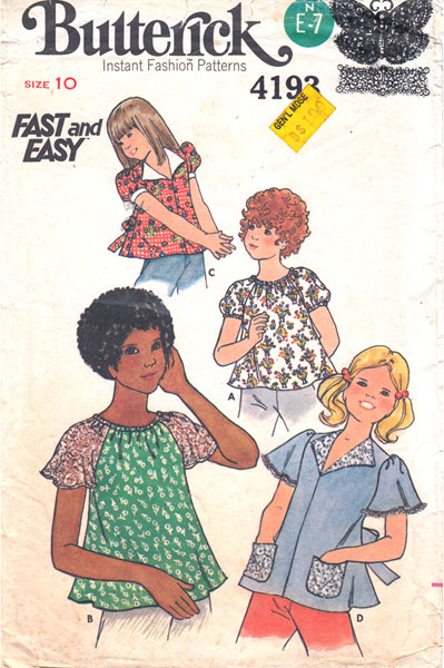 Butterick-4193-girls-pattern