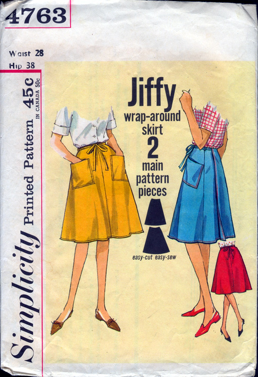 Simplicity 4763 | Vintage Sewing Patterns | FANDOM powered by Wikia