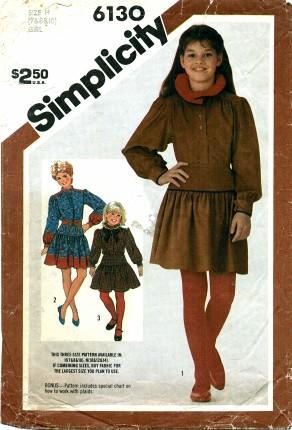 Simplicity 6130