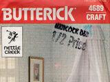 Butterick 4689 A