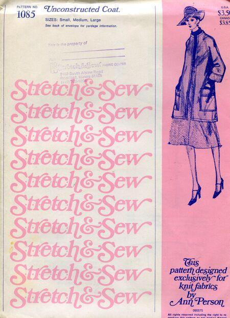 Stretch&sew1085