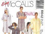 McCall's 6642