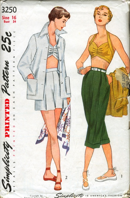 Simplicity 3250 | Vintage Sewing Patterns | FANDOM powered by Wikia