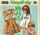 Simplicity 6950 A