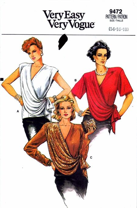 Vogue 1985 9472 B