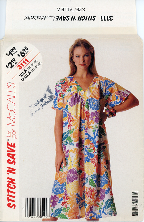 McCall's-3111front