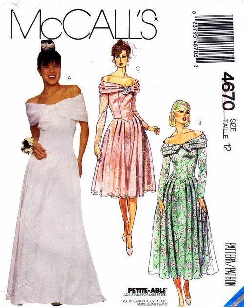 McCalls 1990 4670