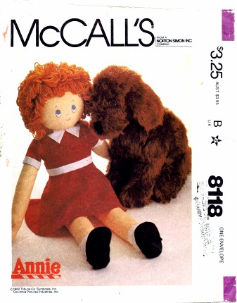 McCalls 8118