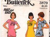 Butterick 3879 A
