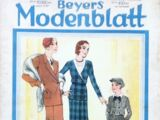 Beyers Modenblatt No. 10 Vol. 10 1931
