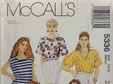 McCall's 5336 A