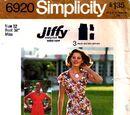 Simplicity 6920 A
