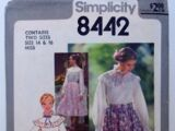 Simplicity 8442