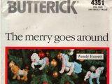 Butterick 4351