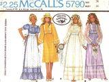 McCall's 5790