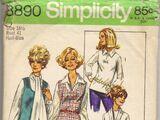 Simplicity 8890