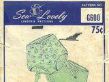 Sew Lovely G600