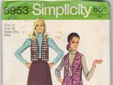 Simplicity 8953 B