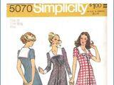 Simplicity 5070