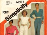 Simplicity 6207 B