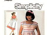Simplicity 7480 B