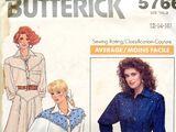 Butterick 5766