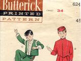Butterick 6247 A
