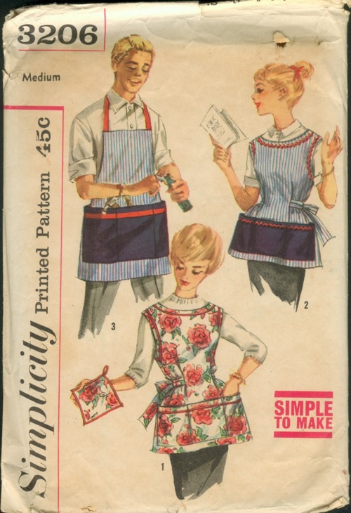 Simplicity 3206 | Vintage Sewing Patterns | FANDOM powered by Wikia