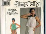 Simplicity 8017 B