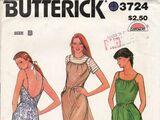 Butterick 3724 A