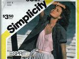 Simplicity 6037