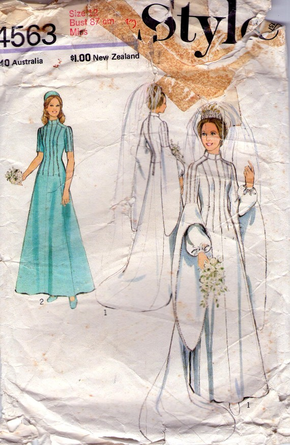 Style 4563 Vintage Sewing Patterns Fandom Powered By Wikia