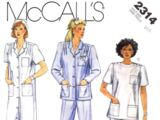 McCall's 2314 B