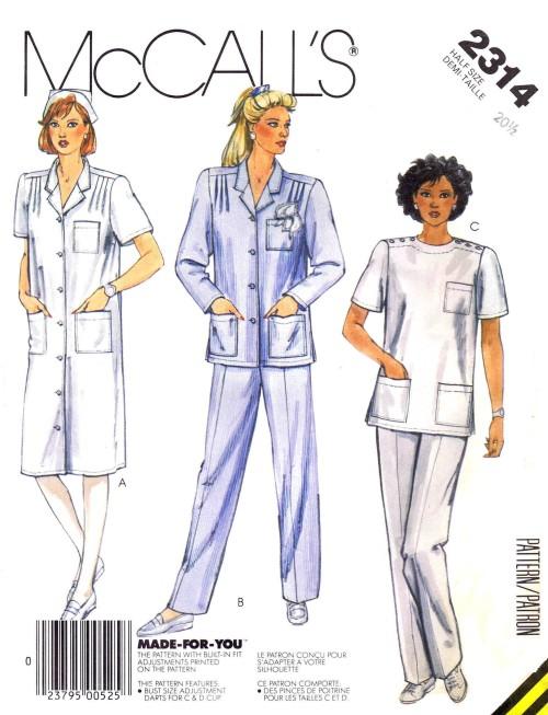 McCalls 1985 2314