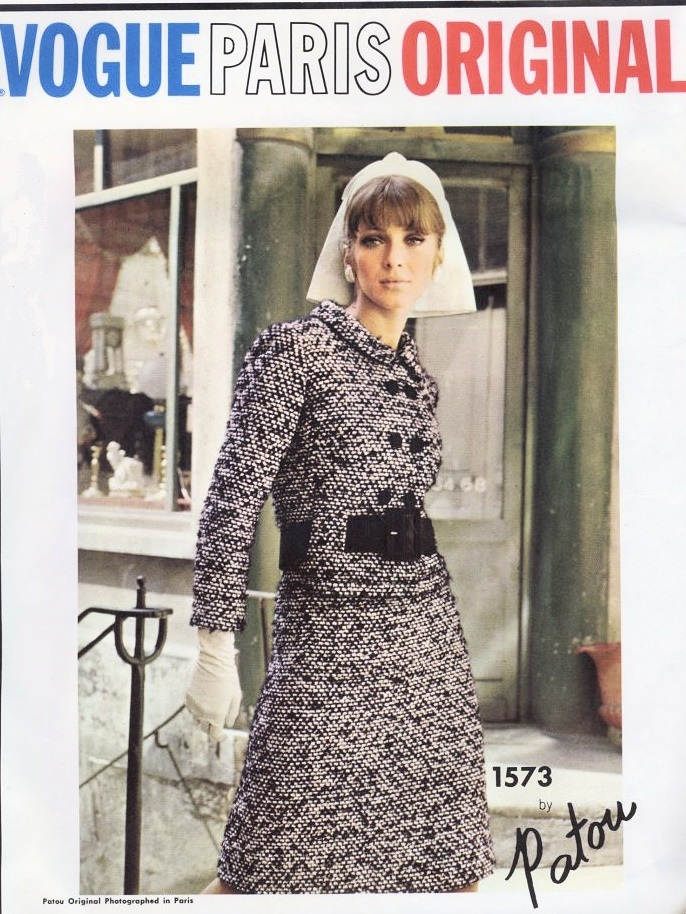 Vogue 1573 Vintage Sewing Patterns Fandom Powered By Wikia