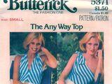 Butterick 5371
