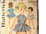 Butterick 2303
