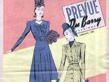 DuBarry Prevue February 1940