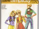 Simplicity 9376