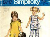 Simplicity 8717 A