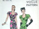 Vogue 5302