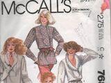 McCall's 7686