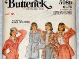 Butterick 5089 A